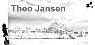 Conferencia de Theo Jansen en el IAAC