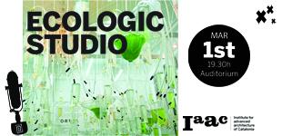 Conferencia de EcoLogicStudio en el IAAC