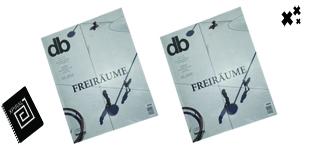 Publicación de la Plaza Pormetxeta en la revista alemena DB Deutsche Bauzeitung