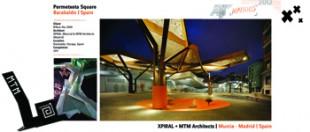Plaza Pormetxeta seleccionada en los AIT Awards