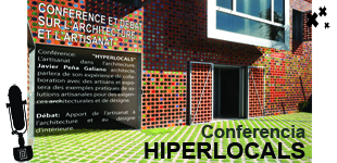 "Conferencia ""HIPERLOCALS"" en Argel."