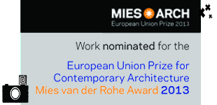 Pormetxeta Square nominated for the European Union Prize for Contemporary Architecture – Mies van der Rohe Award 2013,