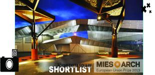 Plaza Pormetxeta es una de las 34 obras preseleccionadas en el European Union Prize for Contemporary Architecture Mies van dere Rohe Awards 2013