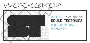 ¡Abierto el plazo de inscripciones para el Sounds Tectonics Workshop en Atenas!
