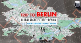 Javier Peña in Berlin, with GLOBAL ARCHITECTURE+DESIGN/CIEE